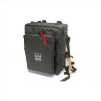 PORTABRACE BK-3BLCL BLK, Modular Backpack, Local w