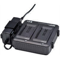 2-Ch Simultaneous Quick Charge