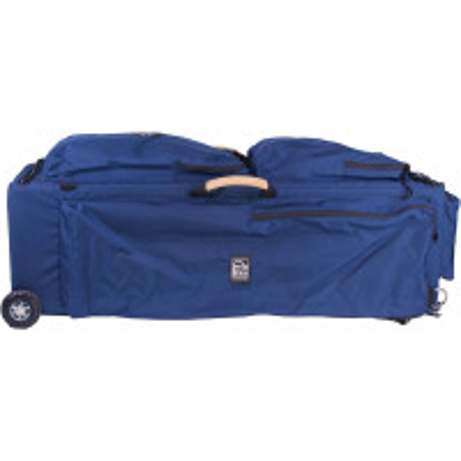 PORTABRACE WPC-3OR Porta Brace Wheeled Production Case (Large, Blue)