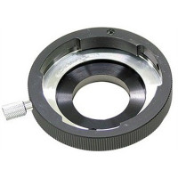 "JVC ACM-12 1/3"" to 1/2"" lens mount conver"