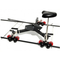 INDIE DOLLY UNIVERSAL DOLLY WITH 4M STRAIGHT TRACK UNIVERSAL DOLLY WITH 4M STRAIGHT TRACK