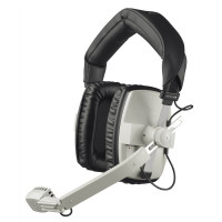 Headset, grey, without cable