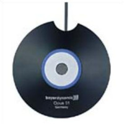 BEYERDYNAMIC OPUS 51 Condenser boundary microphone (half