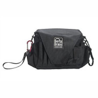 PORTABRACE ACB-3B AC-3 Pouch Black with Belt