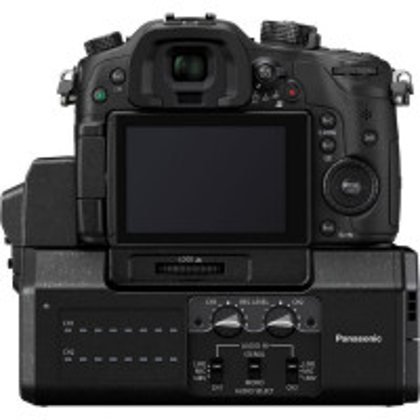 PANASONIC DMC-GH4UE GH4 Panasonic GH4 Body + YAGH Interface Unit