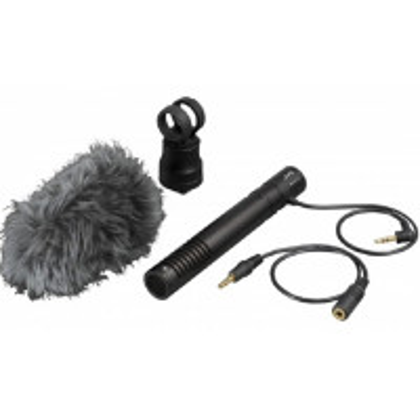 JVC MZ-V10EU Stereo microphone