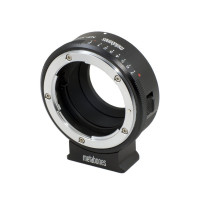 METABONES MB_NFG-M43-BM1 Metabones Nikon G to Micro FourThirds adapter (Black Matt)