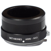 METABONES MB_ARRI-M43-BM1 Metabones Arriflex Standard Lens to Micro Four Thirds