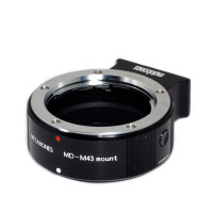 METABONES MB_MD-M43-BM1 Metabones Minolta MD Lens to Micro Four Thirds adapter