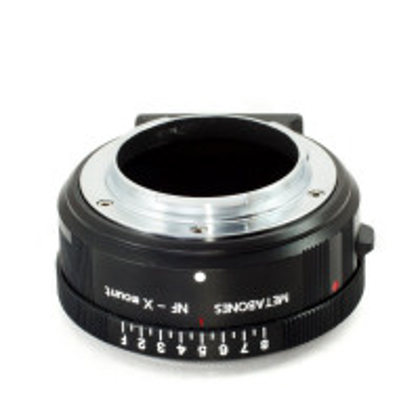 METABONES MB_NFG-X-BM1 Metabones Nikon G to Fuji X (Black Matt)
