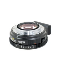 METABONES MB_SPNFG-X-BM2 Metabones Nikon G to Xmount Speed Booster ULTRA (Black Matt)