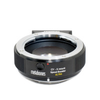 METABONES MB_SPCY-X-BM2 Contax Yashica Lens to Fuji X Speed Booster ULTRA