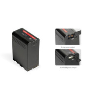 SWIT S-8U63 Swit S-8U63 BP-U60 Style Battery with D-Tap for Sony Camcorders