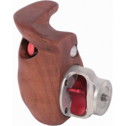 VOCAS 0390-0115 Vocas Wooden Handgrip with Switch (Right Hand)