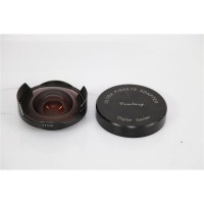 CENTURY 0HD-FE3X-SH6 .3X HD Ultra Fisheye Adapter,