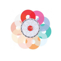ROTOLIGHT RL-NEO-CFP Rotolight 10-piece Add on Colour FX Filter Pack for NEO