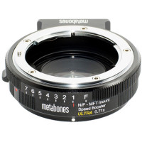 METABONES MB_SPNFG-M43-BM3 Nikon G - Micro 4/3 Speed Booster ULTRA 0.71x