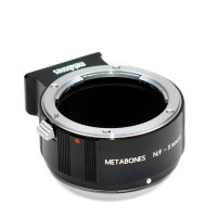 METABONES MB_NF-X-BT1 Metabones Nikon F to X-mount/FUJI - T Adapter
