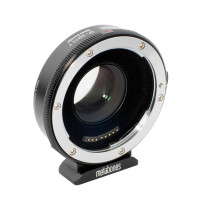 METABONES MB_SPEF-BMCC-BT1 Canon EF to BMCC T Speed Booster (Black Matt)