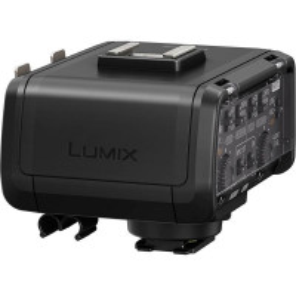 PANASONIC DCGH5EB-KXLR Panasonic LUMIX GH5 & DMW-XLR1E Adaptor Bundle