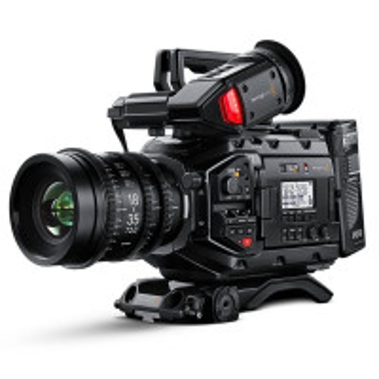BLACKMAGIC BMD-CINEURSAMUPRO46K Blackmagic URSA Mini Pro 4.6K Cinema Camera EF