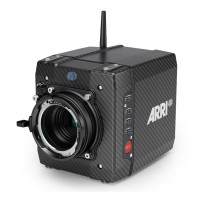 ARRI K0.0014797 ARRI ALEXA Mini Body with 4:3 and ARRIAW Licenses and Look Library