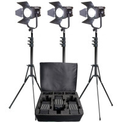 LEDGO D600LK3 LEDGO Three 600 Daylight Lighting Kit