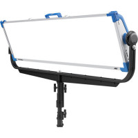ARRI L0.0012954 ARRI SkyPanel S120-C LED Softlight - Blue/Silver, Manual Yoke