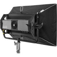 LITE PANELS 940-1121 Gemini 2x1 Soft Panel EU with Snapbag Soft Box