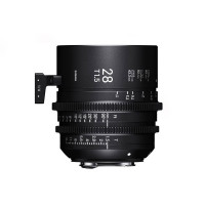SIGMA 44M968 Sigma 28mm T1.5 FF Metric (PL Mount)