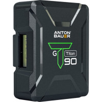 ANTON BAUER 8675-0131 Titon 90 Gold Mount Battery