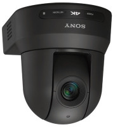 SONY BRC-X400/B IP 4K Pan-Tilt-Zoom Camera with NDI® HX*¹ capability - Black