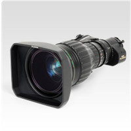 HD Tele zoom lens w/2x ext, li