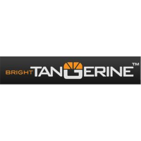 "BRIGHT TANGERINE B1252.1003 Strummer DNA Filter Tray 4"" x 4"""
