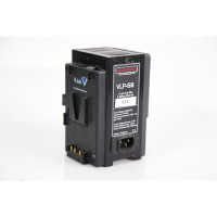 HAWKWOODS VL-P602 DUAL CAMERA PSU + BATTERY BACK UP