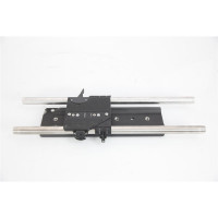 ARRI K2.47090.0 Arri Bridge Plate BP-8 Set (19 mm Rods)