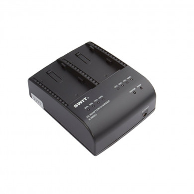 Swit S-3602U Sony BP-U Style Dual Channel Sequential Charger