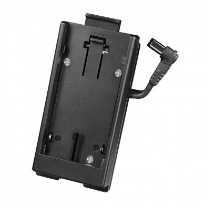 Ledzilla Battery Shoe Adapter (Canon BP Batteries)
