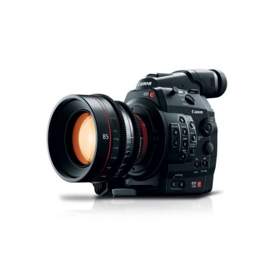 Canon EOS C500 EF Mount 4K Digital Cinema Camera