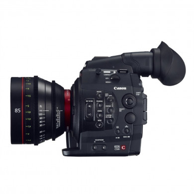 Canon EOS C500 PL Mount 4K Digital Cinema Camera