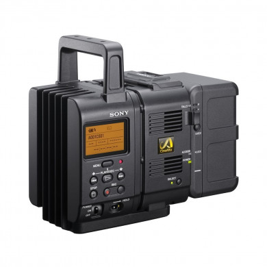 Sony AXS-R5 4K Raw Recorder for PMW-F5/F55/NEX-FS700