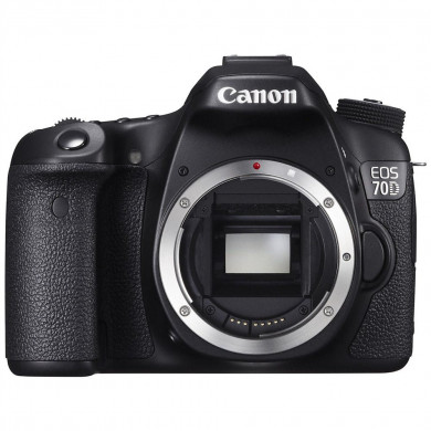 EOS 70D Digital Camera (Body Only)