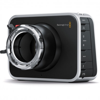 Blackmagic Design Cinema Camera 2.5K (PL Mount)
