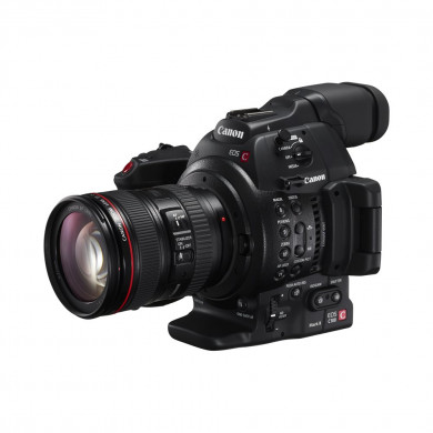 EOS C100 Mark II Digital Cinema Camera