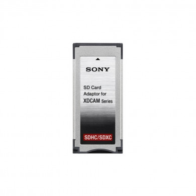 Sony MEAD-SD02 SD Card Adapter for XDCAM cameras