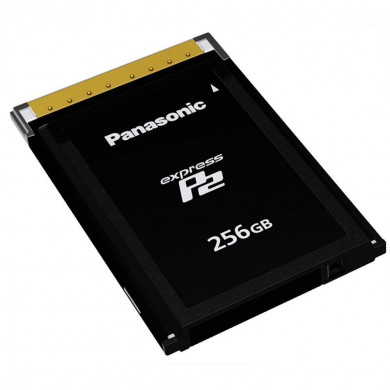 Panasonic 256GB Express P2 Memory Card