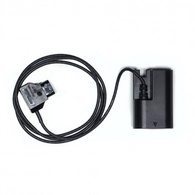 D-Tap to LP-E6 Power Adapter Cable for SmallHD 501 and 502 Monitors