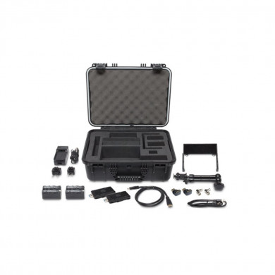 PIX-E5/E5H Accessory Kit - Hard Case, 2 x SSD Drives, Mounting Arms, Batteries and more