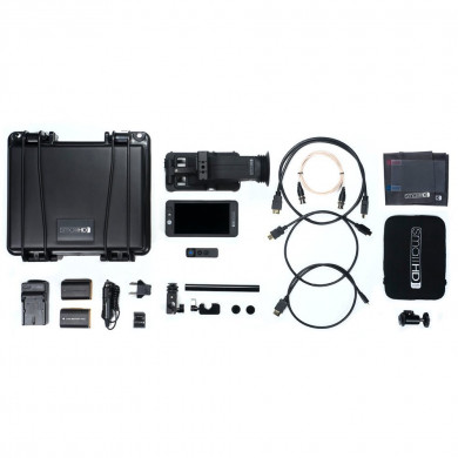 SmallHD 502 Production Kit