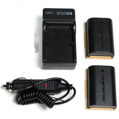 SmallHd 500 Series Battery and Charger Kit